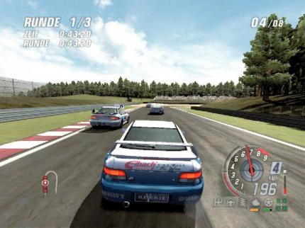 DTM Race Driver 3 Patch 1.1