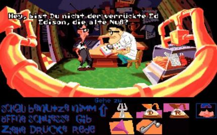 Telltale: Interesse an Day of the Tentacle - Sequel