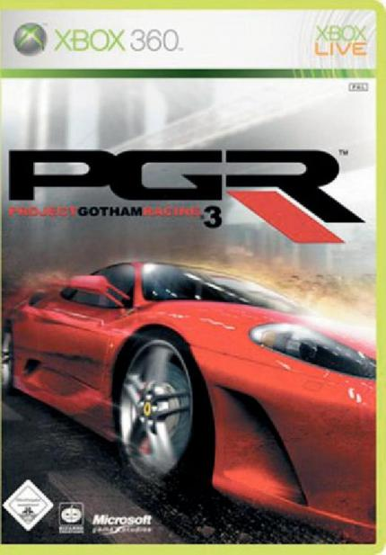 Project Gotham Racing 3 (Xbox360)