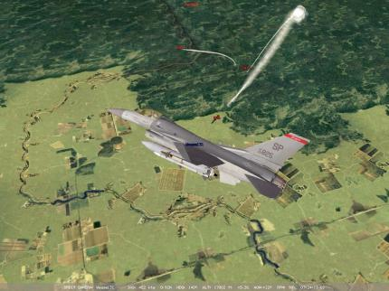 Falcon 4 Allied Force Patch 1.06 auf 1.07