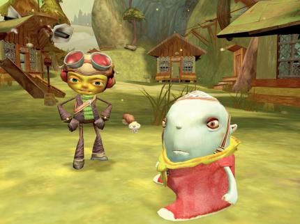 Psychonauts: Download über Xbox Live