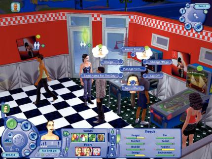 Die Sims 2: Family Fun Accessoires Patch 1.40142