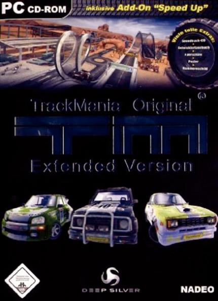 Trackmania Extended Version