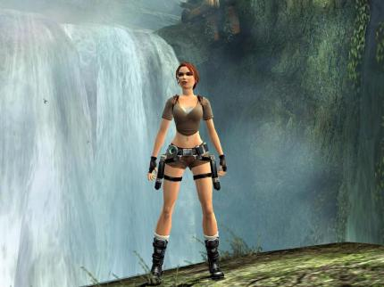 Tomb Raider: Legend Patch 1.2