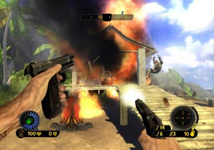 Far Cry Vengeance: Das erste Video!