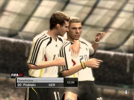 FIFA 07: Video zur Testversion