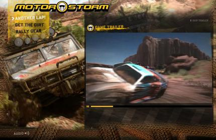 Neues Video zu MotorStorm