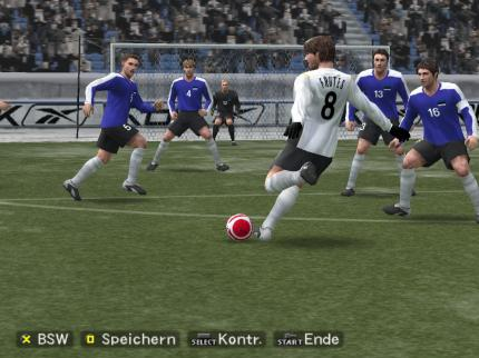 Pro Evolution Soccer 6: Testversion angespielt
