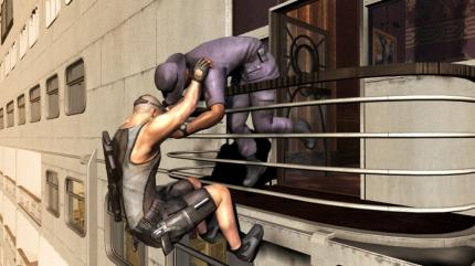 Splinter Cell: Double Agent - Sam Fisher im Einsatz
