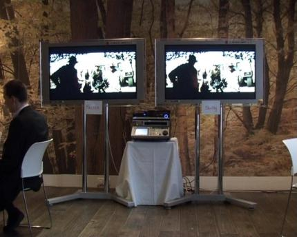 Blu-ray: Sonys Launch-Event in London