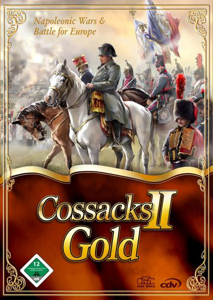 Cossacks 2 Gold: Strategie-Bundle im November