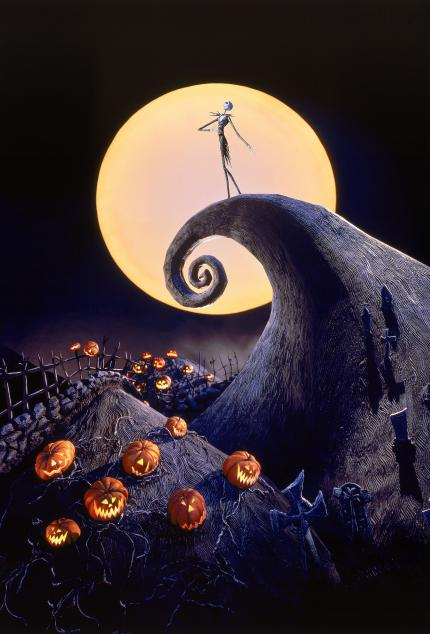 The Nightmare before Christmas in 3D