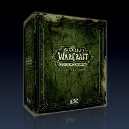 The Burning Crusade kommt auch als Collector's Edition