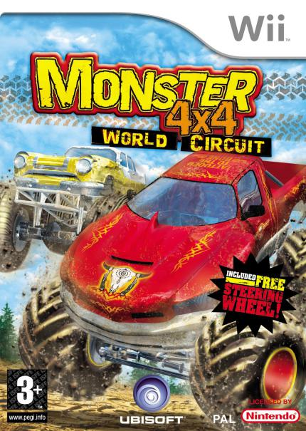 Monster 4x4 World Circuit: Neues Video