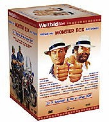 Monster Box mit Bud Spencer und Terence Hill