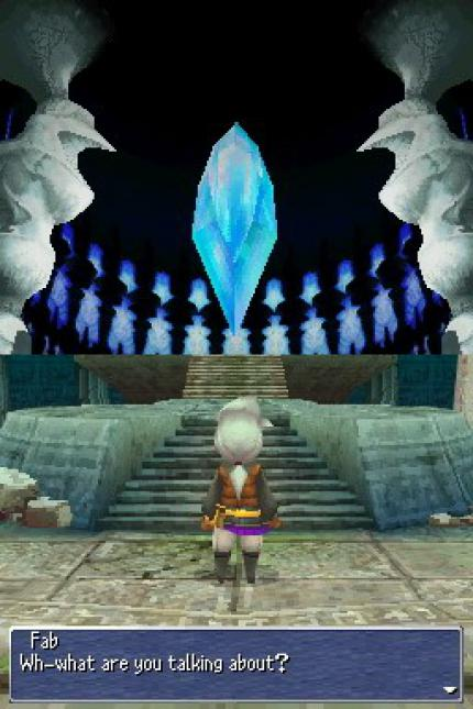 Final Fantasy III: Das DS-Remake