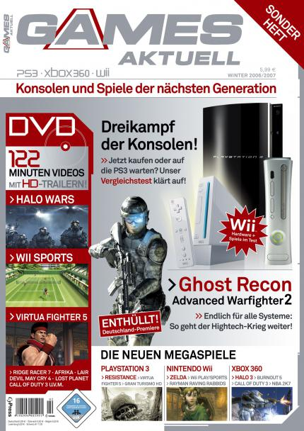 Erste Infos zu Ghost Recon: Advanced Warfighter 2