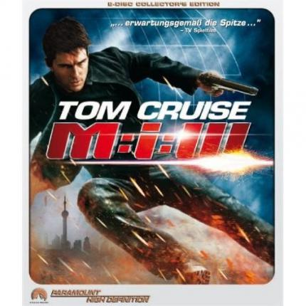 Mission: Impossible ab 28. November auf HD DVD