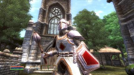 Oblivion: Knights of the Nine - Neue Website online