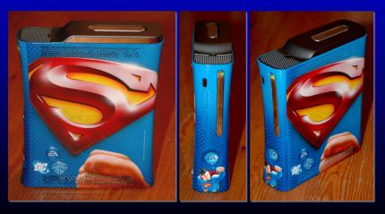 Superman Returns: Super-Xbox zu gewinnen!