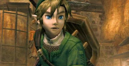 The Legend Of Zelda: Twighlight Princess