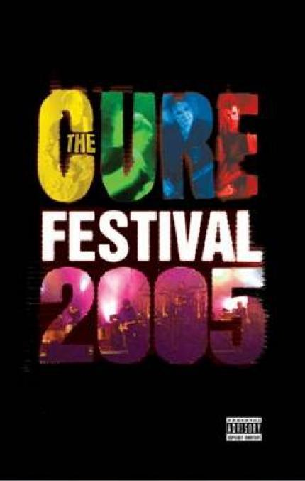 Live-DVD: The Cure - Festival 2005