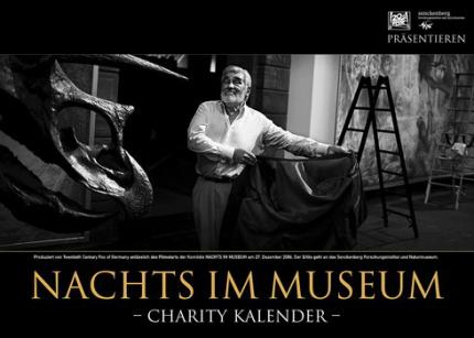 Nachts im Museum - Charity Kalender