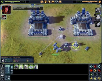 Supreme Commander: Addon in Arbeit