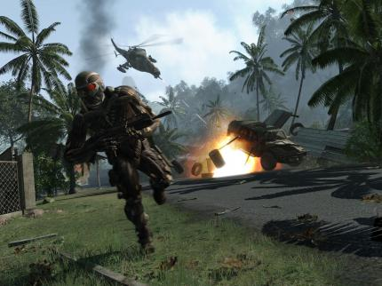Crysis: Trailer zeigt den Multiplayer-Modus