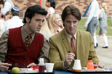 Ron Livingston und Danny Comden