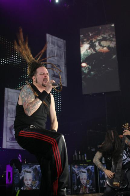 Release von Korn: Live On The Other Side