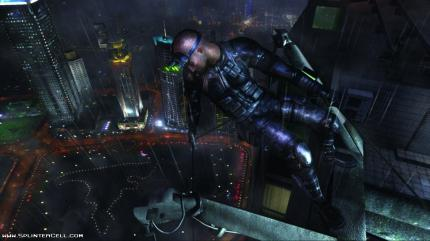 Splinter Cell: Double Agent - PS3-Video