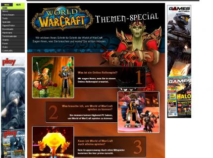 World of WarCraft: Themen-Special