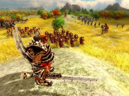 Fantasy Wars: Konkurrenz für Heroes of Might & Magic?