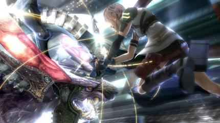 Final Fantasy XIII: Demo für PlayStation Store