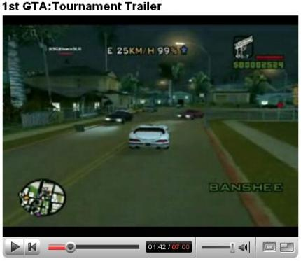 GTA: Tournament: Erster Trailer des Online-GTA!