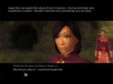 Jade Empire: Video aus der Test-Version!