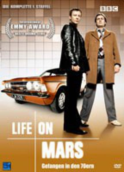 Life on Mars: Season 1 ab April auf DVD