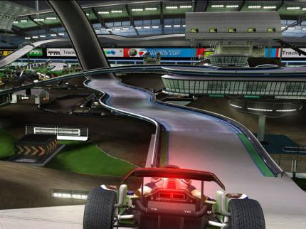 Trackmania United: Video-Test