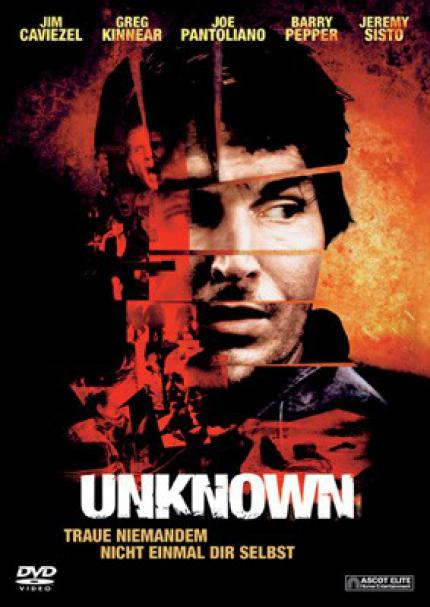 Neu auf DVD: Unknown