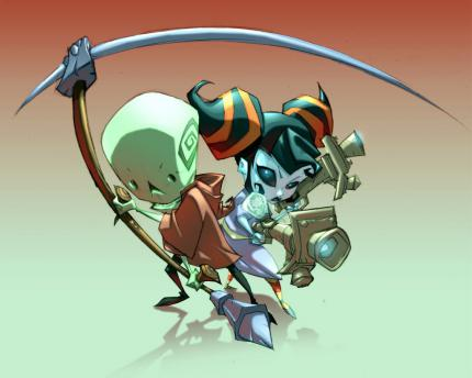 Death Jr. 2: Root of Evil - Video der deutschen Version