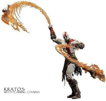 God of War: Sensationelle Kratos-Figuren