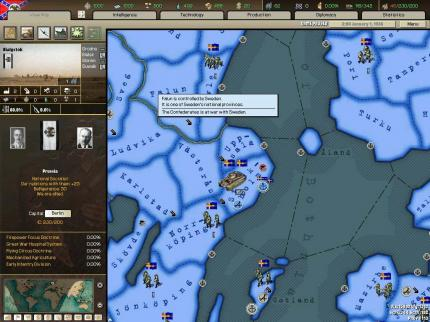 Hearts of Iron 2 Doomsday: Booster Pack kommt