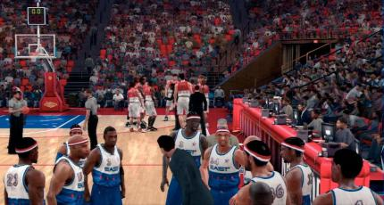 NBA 2K7: Coole Cheats für coole Teams auf der PS3