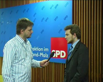 PC PowerPlay im Landtag: Video-Interview