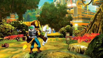 Ratchet & Clank Future: Tools of Destruction - PS3-Trailer