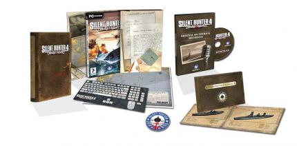 Die Collector Edition von Silent Hunter 4