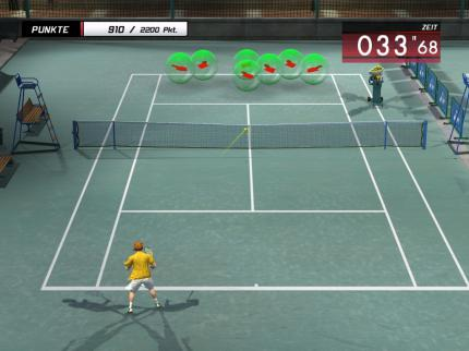 Virtua Tennis 3: PC-Version angespielt