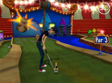 Trailer zu 3D Ultra Minigolf Adventure
