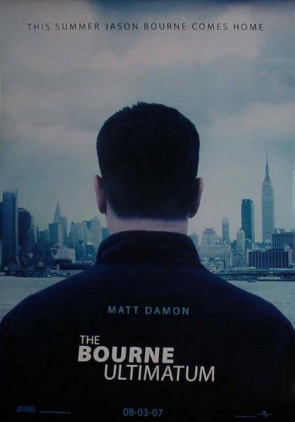 Das Bourne Ultimatum: Neuer Trailer online